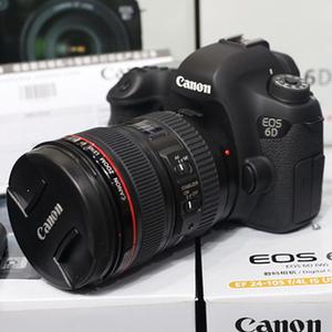 Canon Canon 6D full frame chuyên nghiệp cao cấp máy ảnh kỹ thuật số SLR sử dụng nhiếp ảnh du lịch với WIFI