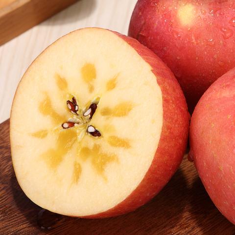 特级烟台红富士冰糖心苹果5斤现摘现发-淘宝优惠券