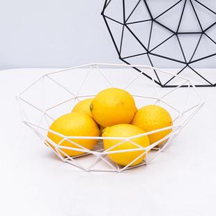 创意水果篮客厅家用茶几北欧风格