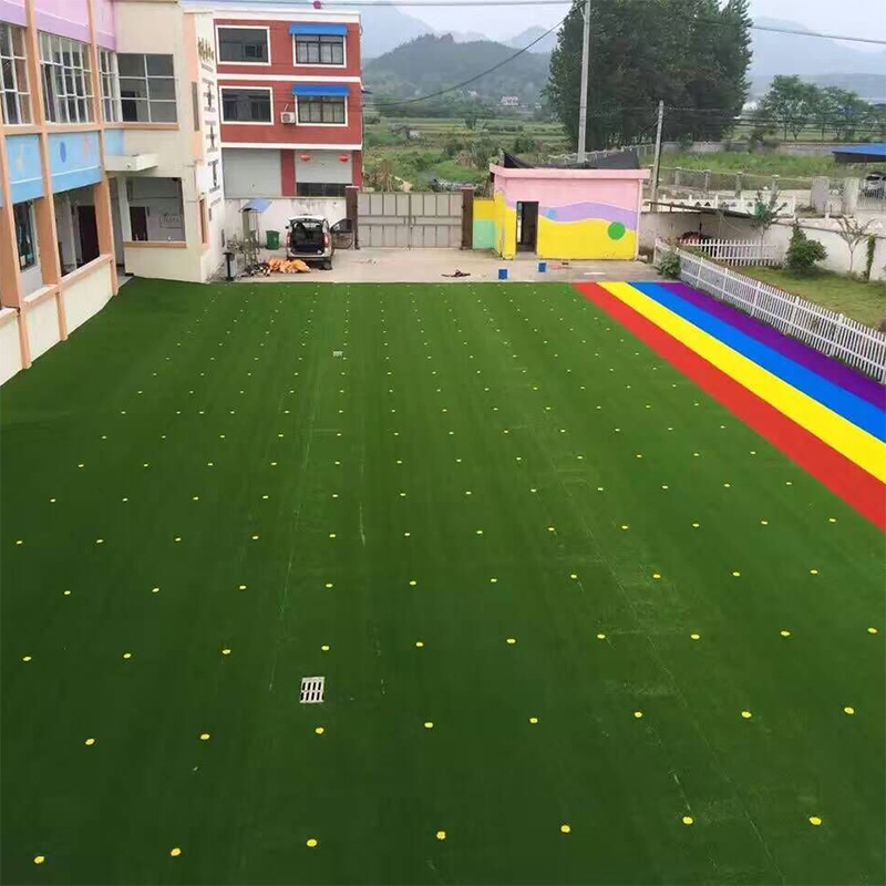 展览塑料草皮人造草坪装饰带田园门球场草坪植物房顶球场材料