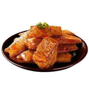 【絕藝手撕素肉80包】湖南辣條素牛排好吃的小零食排行榜麻辣豆干
