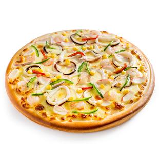 美臣七九英寸披萨饼加热即食披萨
