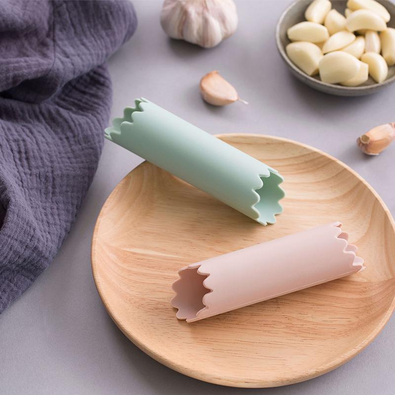 fasola硅胶剥蒜器家用厨房手动挤蒜搓蒜大蒜去皮快速剥蒜皮神器
