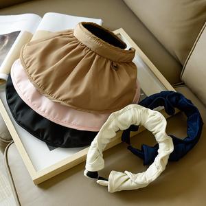 时尚网红贝壳帽<i>【可双用 遮阳帽&;发箍】</i>