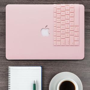 Mac apple máy tính xách tay macbook máy tính air13 inch vỏ bảo vệ pro13.3 vỏ 11 phụ kiện 12 bộ của 15