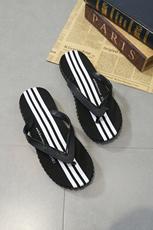 新款休闲男凉拖鞋男款夏季沙滩鞋防滑复合底男人字拖鞋1304