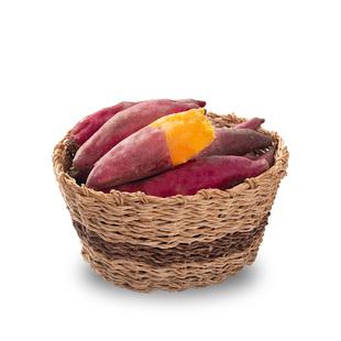 临安新鲜香甜红薯沙地红心地瓜