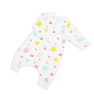 婴儿纯棉连体睡衣/睡袋