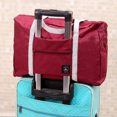 家用旅行包行李包整理衣服收纳袋子女大容量短途旅行袋旅游包