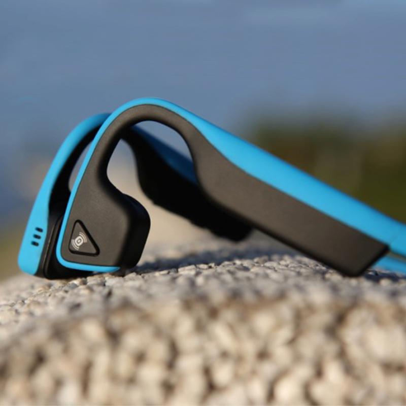 AFTERSHOKZ 韶音 AS600 TITANIUM 钛骨传导运动蓝牙耳机 +凑单折后¥254.9