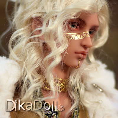 taobao agent Dikadoll/DK-Limited Edition Male BJD Doll SD70CM Uncle Paine PAN (Free Shipping Gift Package)