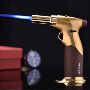 Nhiệt độ cao vàng detector gas torch điểm moxibustion torch thẳng vào nhà bếp nhẹ hơn igniter baking đường nghệ thuật sushi súng phun