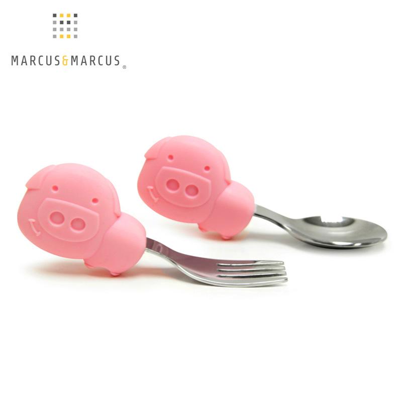 加拿大MARCUS儿童叉勺餐具套装