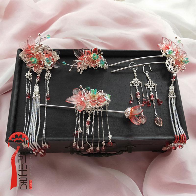 美美的米珠流苏手工DIY制作教程