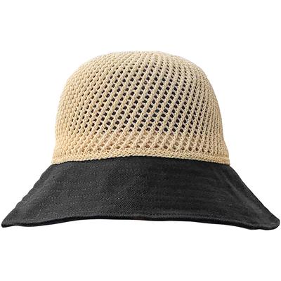 精美帽型渔夫帽女早春韩版防晒帽休闲遮阳