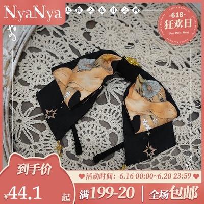taobao agent 【Spot goods】NyaNya Sun East Moon West Lolita Original Headwear Accessories Small Collection