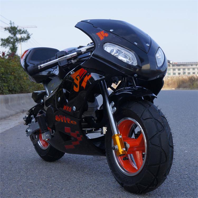抖音同款:小型迷你摩托车
