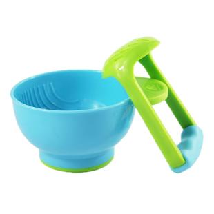 宝宝辅食碗研磨器食物研磨碗碾磨碗婴儿辅食工具儿童手动水果泥机