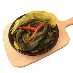四川老坛泡菜酸菜200g*6袋 泡青菜粉丝汤酸菜鱼酸菜调料咸菜