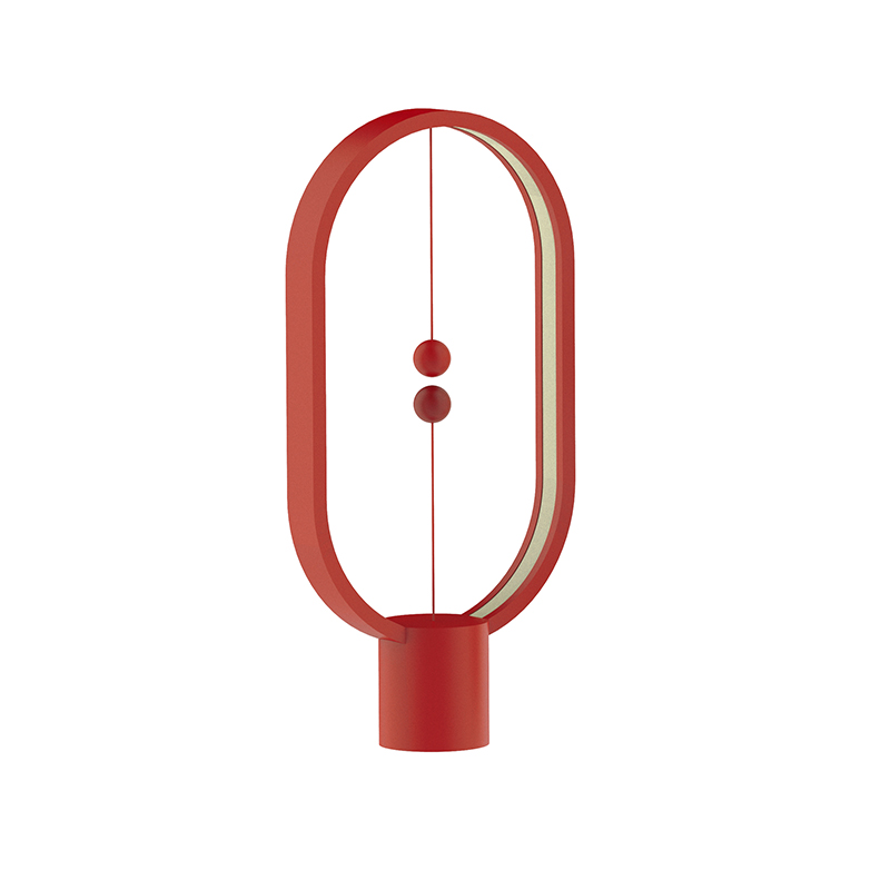 抖音网红同款智能平衡磁吸灯,送女友创意生日礼物