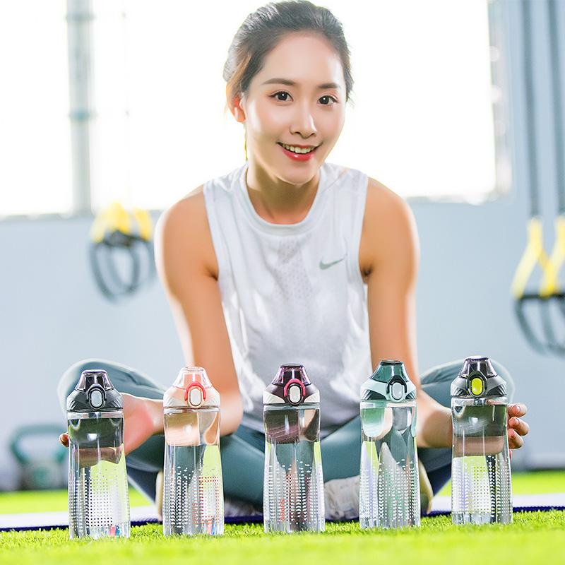 【苏泊尔】夏防摔美国FDA认证水杯水壶