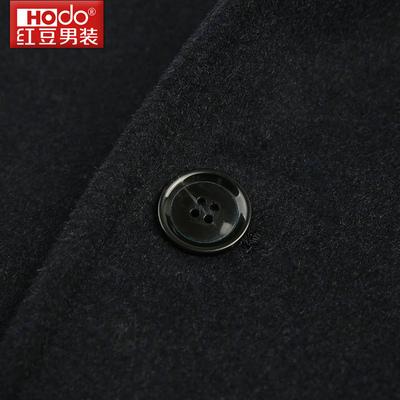 [Đặc biệt cung cấp] đậu đỏ người đàn ông áo khoác nam mùa đông phù hợp với cổ áo cổ áo cổ áo người đàn ông mỏng len áo len 2073 Áo len