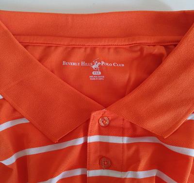 Thêm mã lớn cộng với chất béo polo áo sơ mi nam mùa hè ve áo màu phù hợp với sọc T-Shirt lỏng phần mỏng triều lớn chất béo ngắn tay áo áo polo đẹp Polo