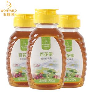 【五蜂园】百花蜂蜜260g
