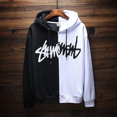 Châu âu và Hoa Kỳ tide thương hiệu mùa xuân áo thun áo len nam ma thuật claw in hip hop loose khâu các cặp vợ chồng T-Shirt ngắn tay mùa hè Áo len