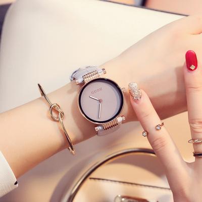 还在用手表看时间?手表是用来装饰的6