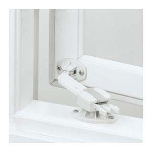 IKEA Patru cửa sổ móc, an ninh nhắc nhở chống va chạm >> thẻ cửa an ninh trắng