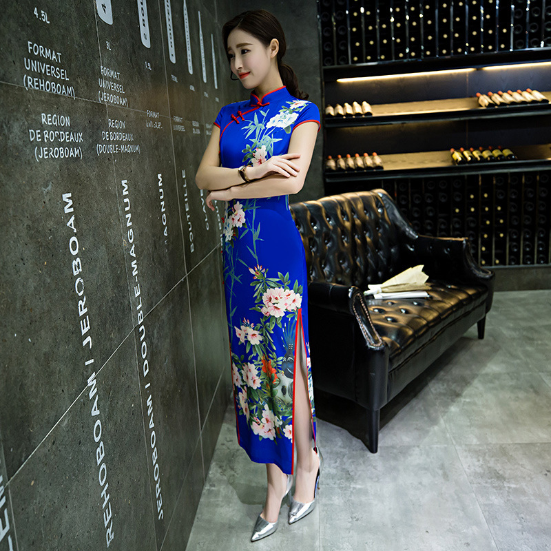 旗袍风韵(110) - 花雕美图苑 - 花雕美图苑