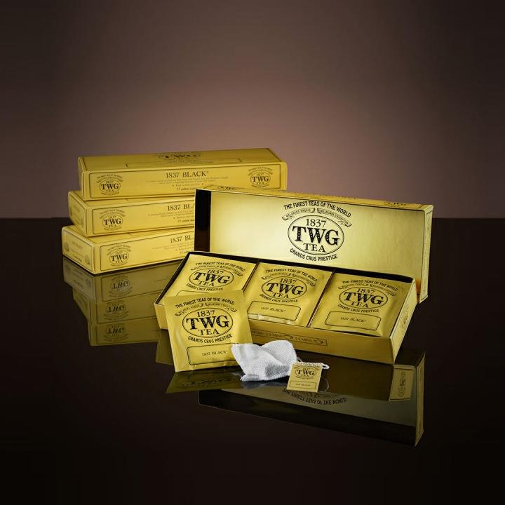 【新加坡采购】TWG茶组合花茶茶包礼盒袋泡茶1837twg