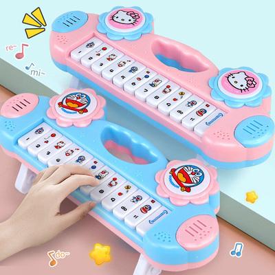 儿童电子琴宝宝早教益智启蒙婴儿音乐琴男女小孩3岁生日礼物玩具