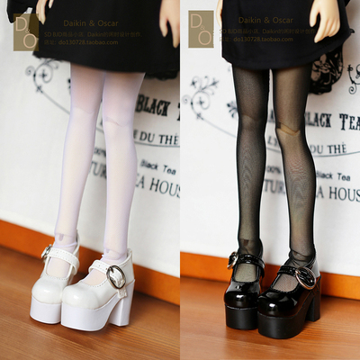 taobao agent DO spot bjd4 points female doll shoes sd10 13 16 gr dd3 points mdd buckle high heels 1/3 1/4