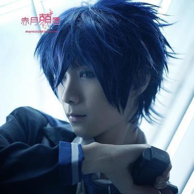 taobao agent Moe Xiangjia Black Bullet Satomi Rintaro Moon Rong Few Fights Aye Cosplay Wig Spot