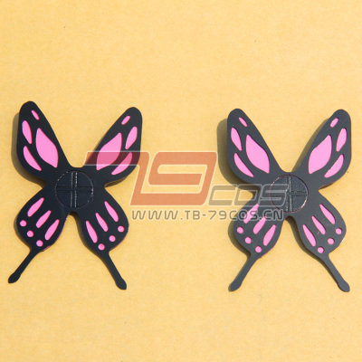 taobao agent 79COS Hatsune Miku Vocaloid butterfly headdress cosplay boutique anime props customized 0265