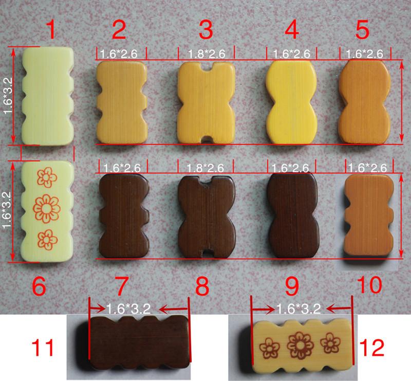 Mùa hè sofa đệm mahjong mat tre mat mat sửa chữa sửa chữa kit sửa chữa hạt giống mahjong mat mảnh tre nhanh dòng phim