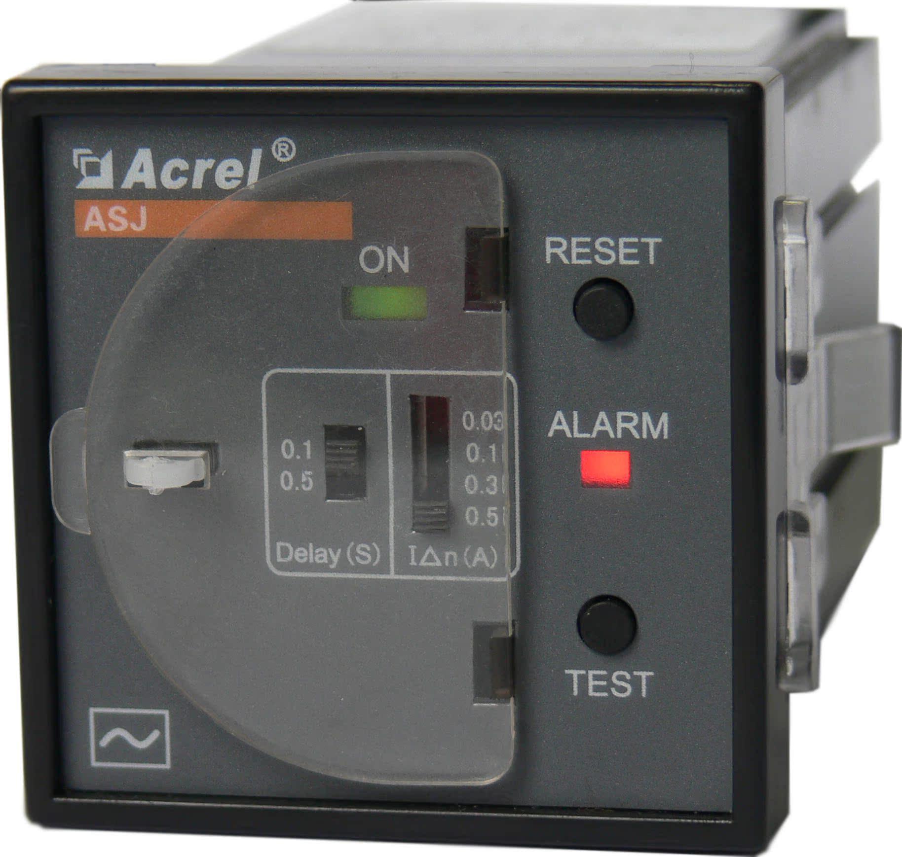 安科瑞ASJ20-LD1A剩余电流继电器