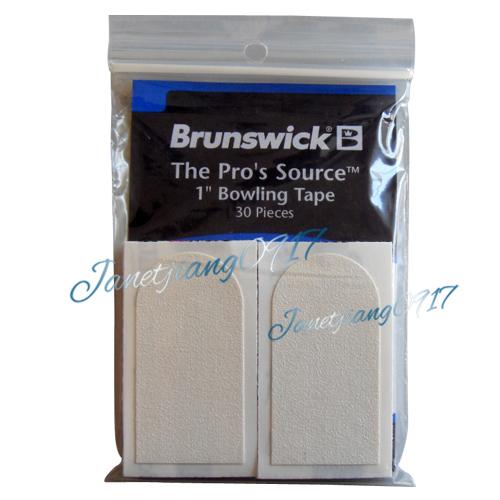 Nhập sản phẩm mới! Gốc Brunswick bowling cung cấp lỗ ngón tay chiều rộng 1 inch 30 cái