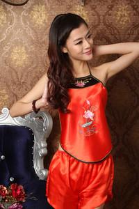 Chống mùa sexy tạp dề phong cách dân tộc đồ lót thời trang sexy dành cho người lớn tạp dề đồ ngủ thiết lập cổ điển