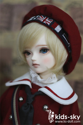 taobao agent 10% off free shipping + free official makeup + gift package KS Ruby 1/4 BJD/SD doll girl four points full set