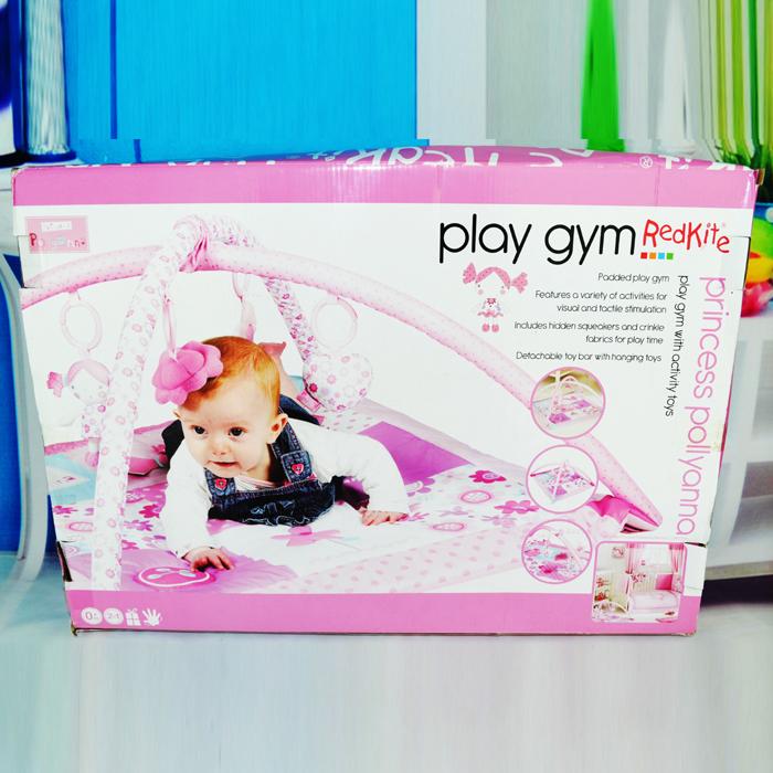 Chính hãng chơi phòng tập thể dục với hoạt động đồ chơi trẻ bò bò mat trẻ mới biết đi tập thể dục mat