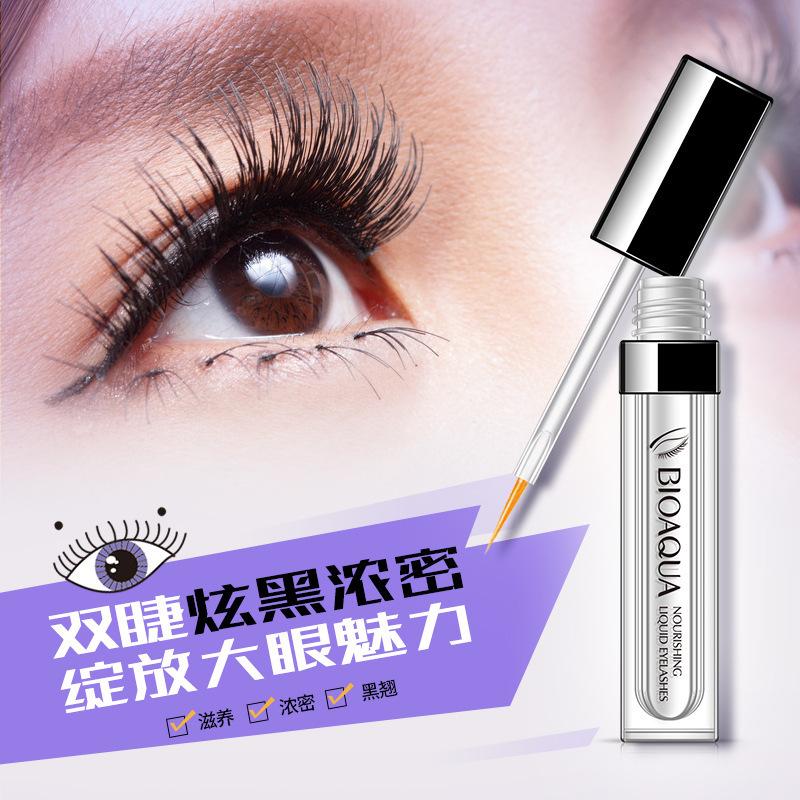 Chính hãng mắt mascara tăng trưởng chất lỏng tăng trưởng lỏng không màu trong suốt khuôn mẫu không thấm nước quăn thớt cô gái khuôn mẫu