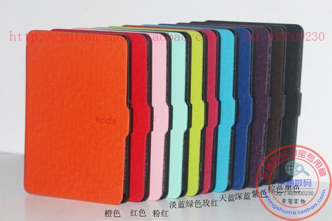 6 inch Amazon Kindle Paperwhite2 da trường hợp eBook bìa NM460GZ phụ kiện vỏ