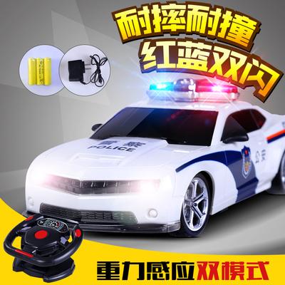 遥控汽车 兰博基尼  警车 儿童玩具 29元包邮