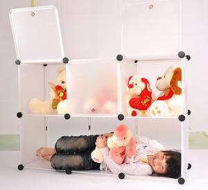 Zhaoshun sáng tạo ma thuật mảnh lưu trữ đơn giản kệ trẻ em tủ quần áo tủ đồ chơi trẻ em của phòng nguồn cung cấp bàn ghế đồ nội thất