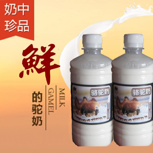 Camel milk  2 kg of kazak in xinjiang camel milk, pure milk along abundant air fresh camel milk ranch straight for