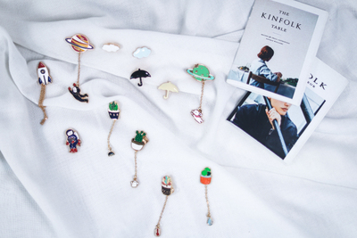 taobao agent ◆Bears◆BJD accessories A320 summer series + universe series badge brooch 11 styles 1/4&1/3 uncle