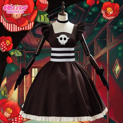 taobao agent Earth-bound teenager Hanako-kun cos Yaxun Ningning Qifeng Sakura tea party cospaly dress dress daily